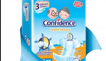 Foto Confidence Gelar Testimonial Contest