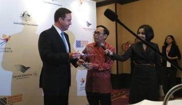 Foto Australia Bidik Wisman RI Demi Target US$ 1 Miliar