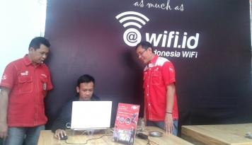 Foto Telkom Dukung Infrastruktur Internet Cepat di Kota Serang