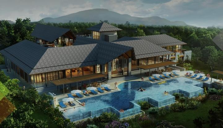 Foto Berita Maret 2018, APLN Cetak Pra-penjualan Rp600 Miliar