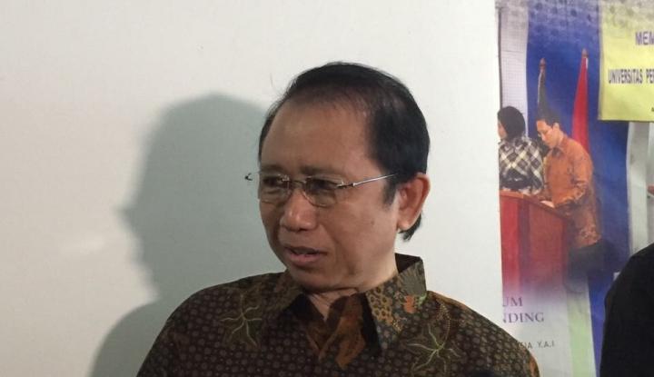 Pede Laporin AHY, Marzuki Alie Ditolak Mentah-mentah sama Pak Polisi