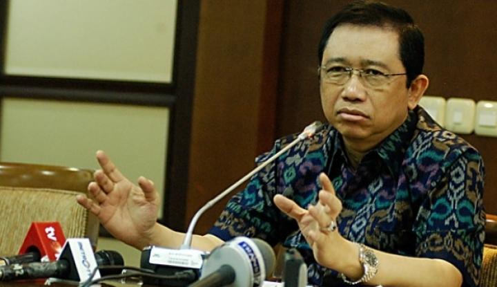 Tolong Dengar, Pak SBY! Marzuki Alie: Fitnah Itu Kejam
