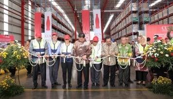 Foto Coca-Cola Amatil Resmikan Packaging Service Division di Jatim