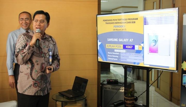 Masuk ke Bisnis Digital, Bank Syariah Bukopin Gelar Program Undian