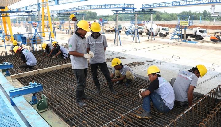 Foto Berita Semester I-2018, Wika Beton Catatkan Kontrak Rp8,45 Triliun