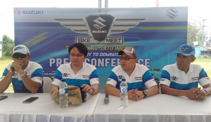 Foto Berita Suzuki Motor Targetkan Penjualan Dua Kali Lipat di Sumut