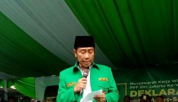 Jokowi Cabut Lampiran Perpres Miras, Haji Lulung Gelar Tasyakuran