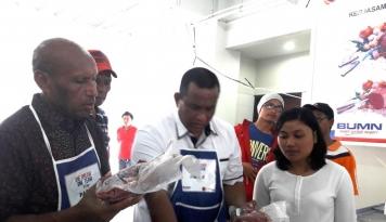 Foto Gubernur Papua Harapkan Alumni HMI Berperan Aktif Majukan Daerah