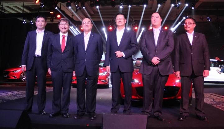 Foto Berita Eurokars Jadi Distributor Resmi Mazda di Indonesia