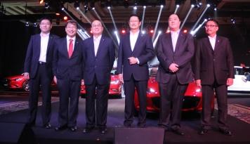Foto Eurokars Jadi Distributor Resmi Mazda di Indonesia