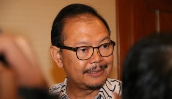 Foto Sigit Pramono Masuk Radar Jokowi untuk OJK 1, Ini Profilnya