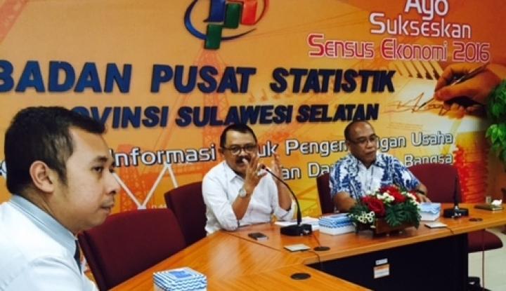 Foto Berita BPS Catat Ekspor Nikel Sulsel Turun 3,18 Persen Per November