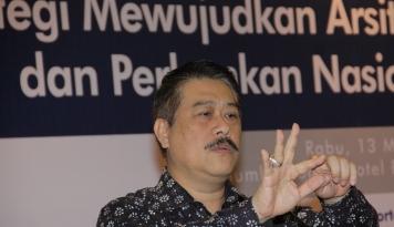 Foto Profil Agus Santoso Calon Wakil Ketua OJK