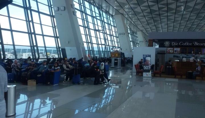 Foto Berita Hibur Penumpang, Bandara Soetta Hadirkan