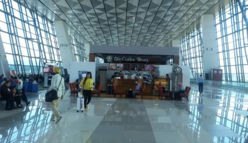 Foto Alami Masalah, Begini Kondisi Terakhir Sistem Check-in Terminal 3 Bandara Soetta