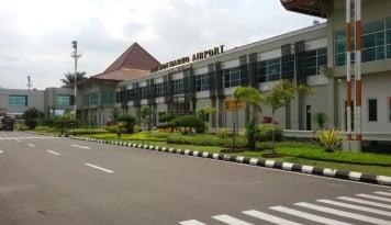 Erupsi Gunung Merapi Tak Pengaruhi 3 Bandara Angkasa Pura I