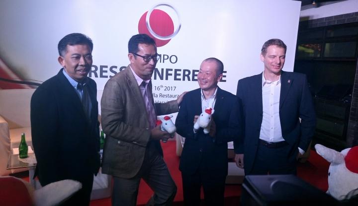 Foto Berita Sompo Indonesia Catat Pertumbuhan Premi Bruto Rp1,4 Triliun pada 2016