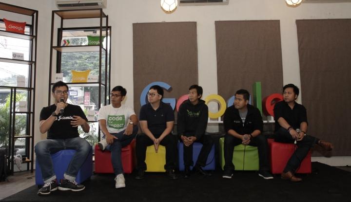 Foto Berita Google Buka Kesempatan bagi Startup Percepat Pertumbuhan Bisnis