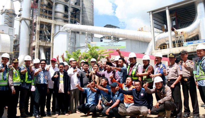 Foto Berita Semen Gresik Tunggu Hasil KLHS dari Kementerian ESDM