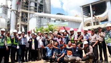 Foto Semen Gresik Tunggu Hasil KLHS dari Kementerian ESDM