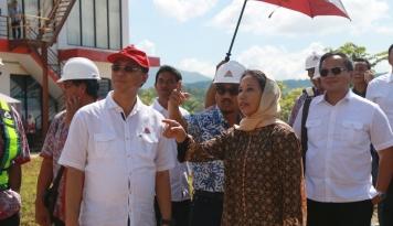 Foto Bu Rini Kumpulkan Bos-Bos BUMN di Yogyakarta, Bahas Apa?