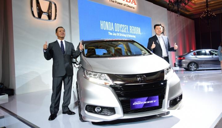 Foto Berita Honda Prospect Motor Punya Bos Baru