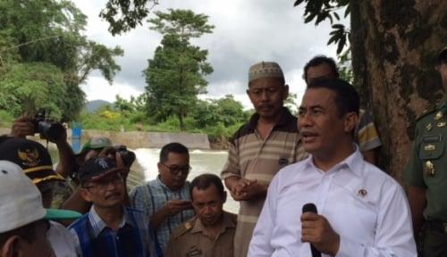 Foto Mentan: Presiden Perintahkan Kalteng Jadi Lumbung Padi Organik