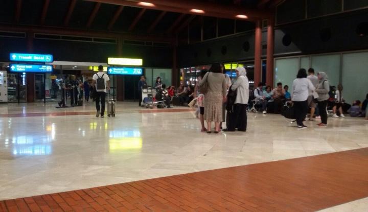 Foto Berita AP II Siapkan Terminal 2 untuk Asian Para Games