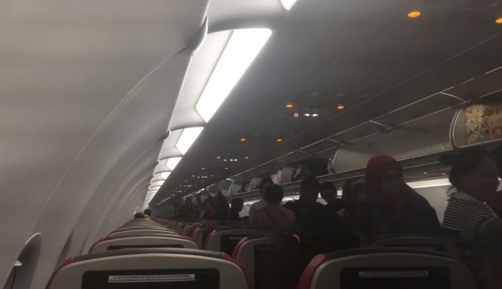 Foto Berita China Eastern Airlines Alami Turbulensi Hebat, 26 Penumpang Luka-luka