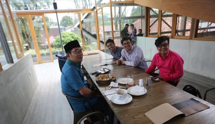 Foto Berita Ridwan Kamil Akan Jadi Promotor Aplikasi Media Sosial