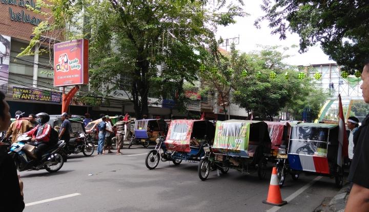 Foto Berita Uang Sering Diambil, Supir Angkot di Medan Tega Bunuh Pacar