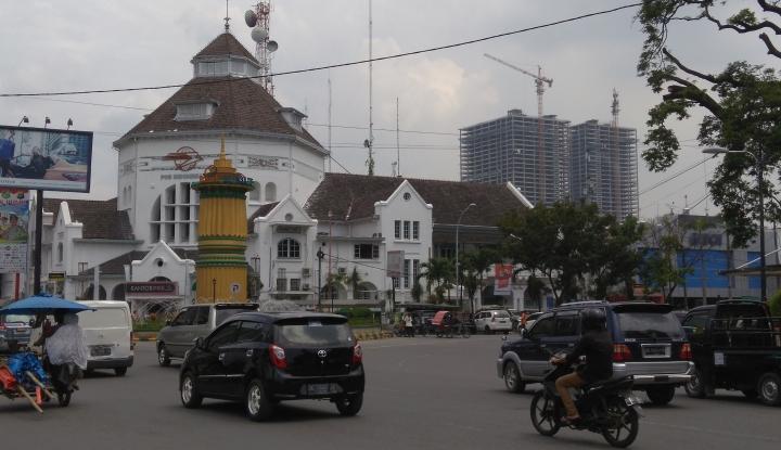 Foto Berita ICW Klaim Medan Rawan Korupsi