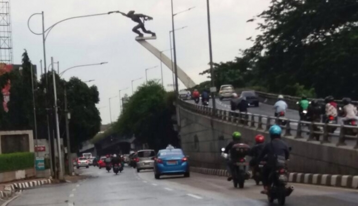 Foto Berita Gara-Gara Ganjil-Genap,1.102 Pengendara Mobil Ditilang. Hati-Hati di Daerah Ini