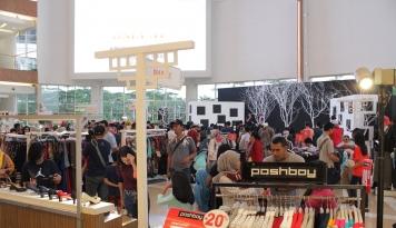 Foto Beberapa Mall di Jakarta Gelar