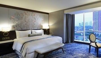 Foto Vasa Hotel Surabaya Targetkan Okupansi 55%