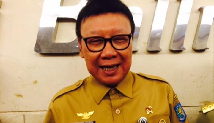 Foto Berita Mendagri Bersama Para Gubernur Terpilih Kunjungi KPK