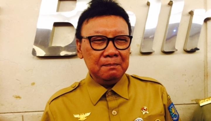 Foto Berita Mendagri Minta Pendukung Ahok Jelaskan Soal Rezim Jokowi Lebih Parah dari SBY