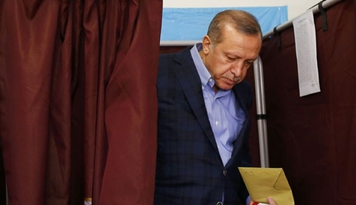 Foto Berita Jerman Sebut Erdogan Sudah Kelewat Batas