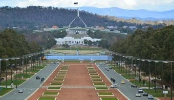 Foto WNI-WNA Lakukan Ritual Ramadan di KBRI Canberra