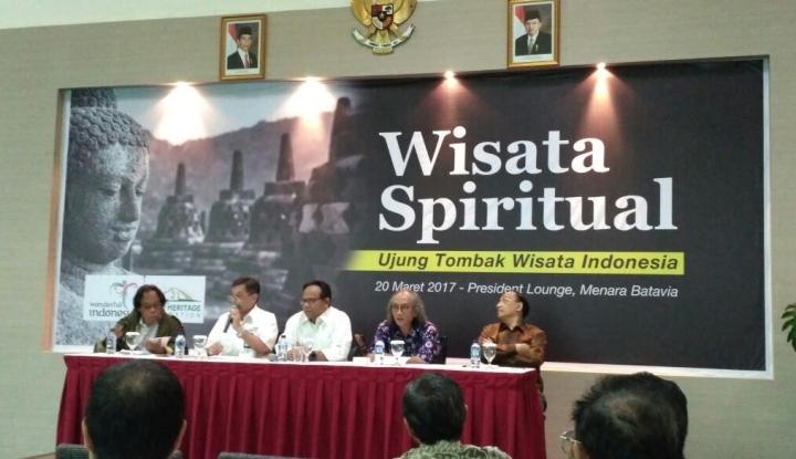 Foto Berita Heritage Foundation Gencar Promosikan Potensi Wisata Spiritual Indonesia