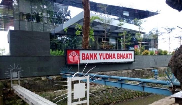 Foto Berita Bank Yudha Bhakti Berencana Bagi 420 Juta Saham Bonus