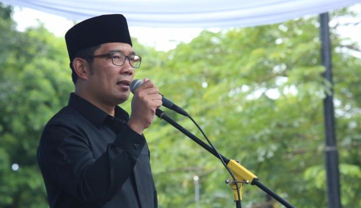 Foto Berita Pilih Cawagub, Ridwan Kamil Diminta Perhatikan Faktor Politis