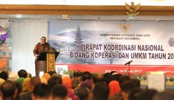 Foto Rasio Wirausaha Naik, Menkop: Berkat Kerja Sama Berbagai Pihak