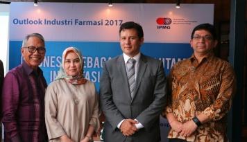 Foto IPMG: Riset dan Pengembangan Fondasi dari Industri Farmasi