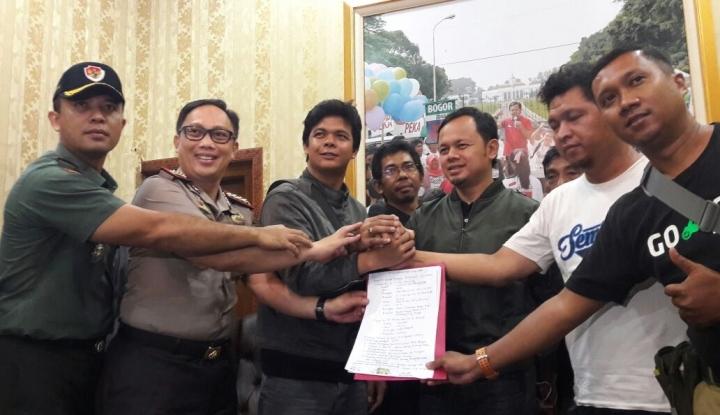 Walikota Bogor Turun Langsung Tangani Kasus Penusukan Siswa SMK - Warta Ekonomi