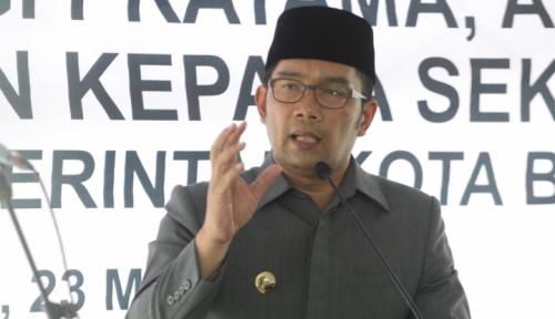 Foto Ridwan Kamil: Jangan Ikut Black Campaign!