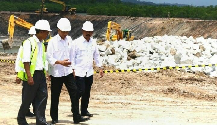 Foto Berita Ke Balikpapan, Presiden Jokowi Akan Tinjau 2 Proyek Nasional