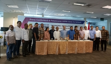 Foto Hipmi Dukung Penguatan Wewenang KPPU
