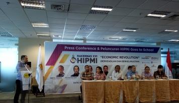 Foto Hipmi: UMKM Itu Benteng Perekonomian Indonesia
