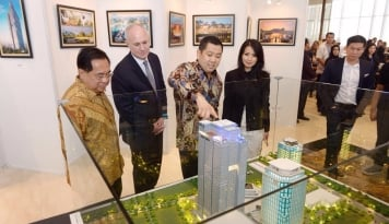 Foto MNC Land Butuh Dana Rp15 Triliun untuk Selesaikan Proyek